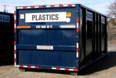 Matthew Farley's photo, Plastics Bin